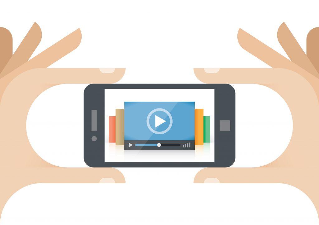 videos para loja virtual