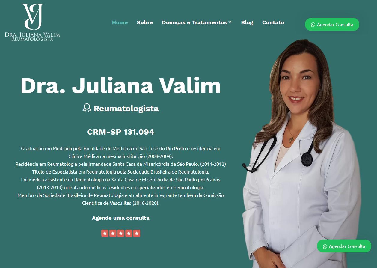 Dra Juliana Valim
